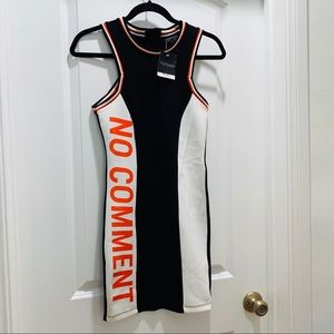 Topshop Sports Dress NWT